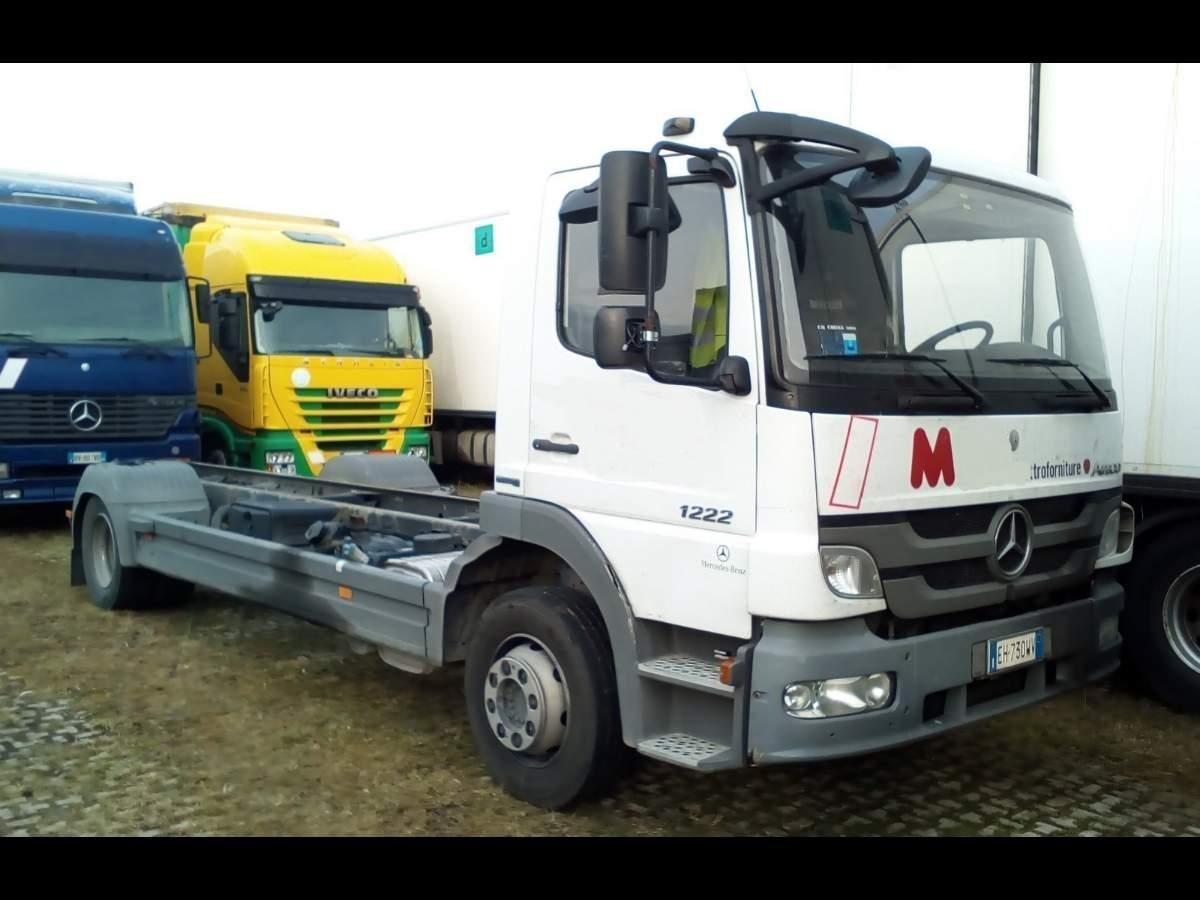 Mercedes-Benz ATEGO 1222 Usagé