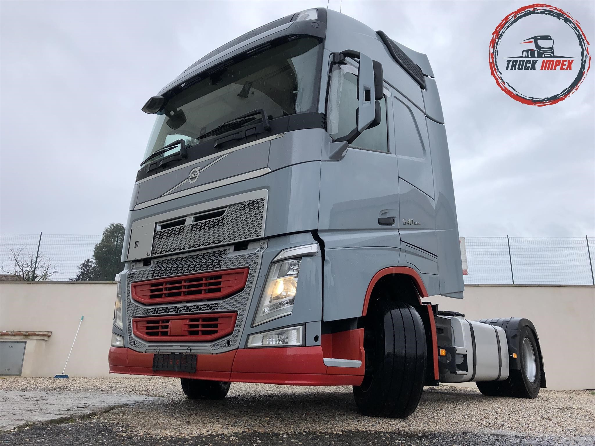 Volvo FH13 Second-hand