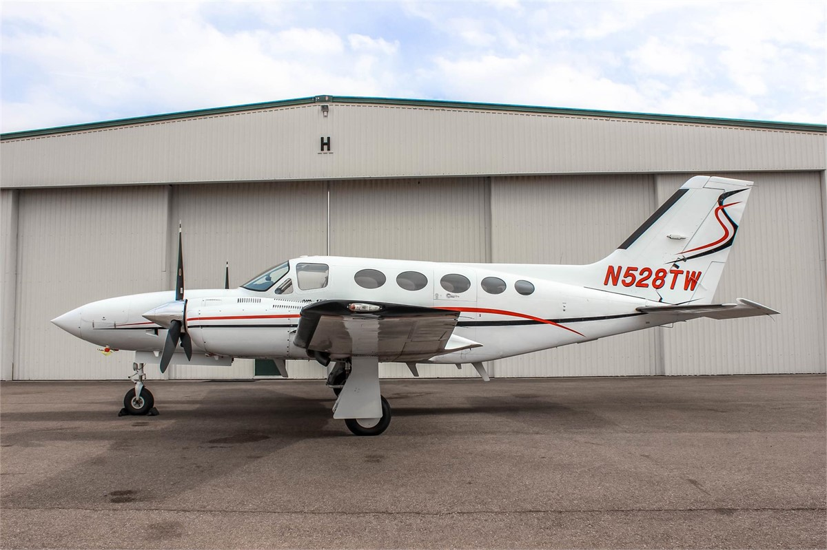 1980 CESSNA 421C For Sale In Georgetown, Texas