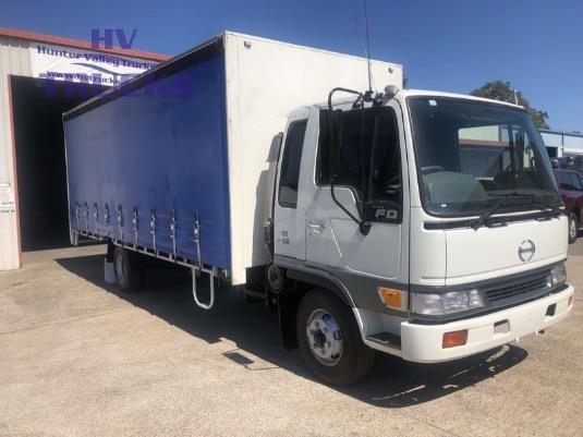 2000 Hino FD Hunter Valley Trucks - Trucks for Sale