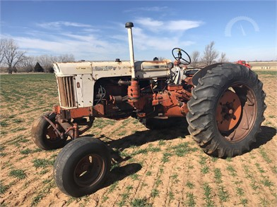 J I CASE 40 HP To 99 HP Tractors Auction Results - 93