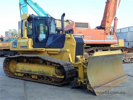 2007 Komatsu D61PX-15 Heavy Machinery for Sale