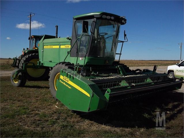 2009 JOHN DEERE 4895 For Sale In BROKEN BOW, Nebraska