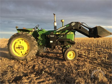 JOHN DEERE 3020 Online Auction Results - 75 Listings