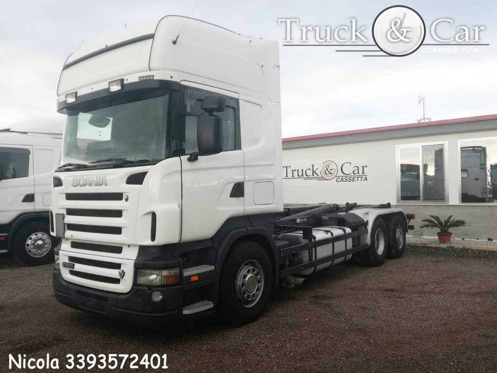 Scania R500 #Used