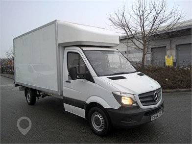 64e299edf0 Luton Vans. 2014 MERCEDES-BENZ SPRINTER 313 at TruckLocator.co.uk