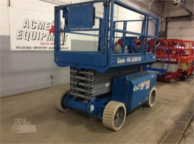 GENIE GS3268DC For Sale - 5 Listings | MachineryTrader com - Page 1 of 1