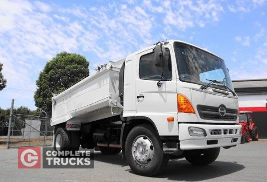 2007 Hino GH Complete Equipment Sales Pty Ltd - Trucks for Sale
