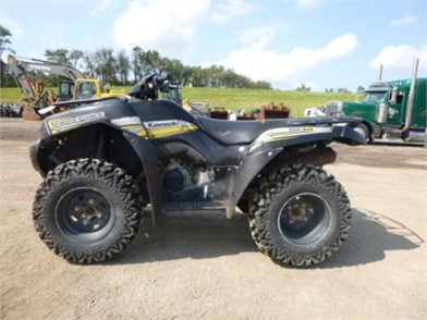 Kawasaki Brute Force Auction Results 68 Listings
