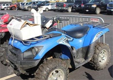 KAWASAKI Brute Force For Sale In North Kansas City, Missouri