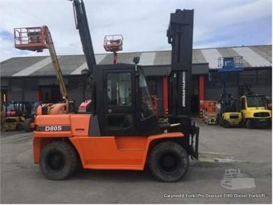 DOOSAN DAEWOO Forklifts Lifts For Sale - 15 Listings