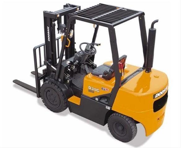 DOOSAN D20 Forklifts For Sale - 2 Listings   LiftsToday com   Page 1