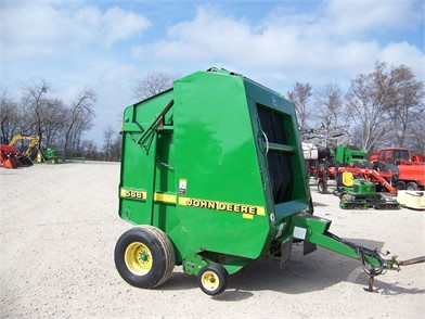 Round Balers Online Auction Results - 1592 Listings
