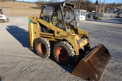 BOBCAT 641 Auction Results - 4 Listings   MachineryTrader com - Page