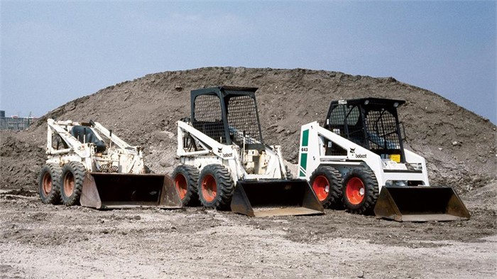 Bobcat Skid-Steer Loaders Have Come A Long Way