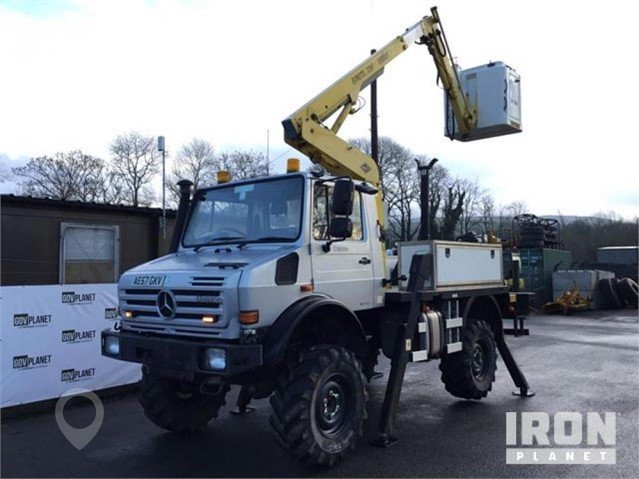Used 2007 MERCEDES-BENZ UNIMOG 3000 For Sale in Ingleton