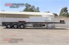 2013 Vawdrey 45ft Flat Top Trailer Flat Top Trailers