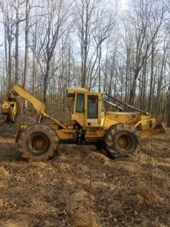 Forestry Equipment Auction Results in Virginia - 131