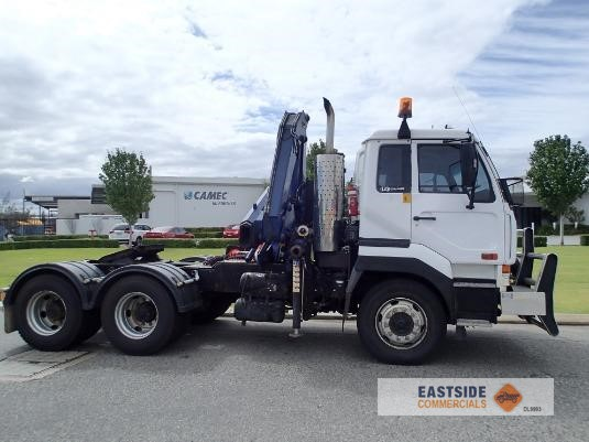 2007 Nissan Diesel UD CWB445 Eastside Commercials - Trucks for Sale