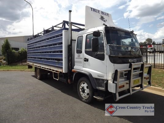 2004 Isuzu FSR700 Cross Country Trucks Pty Ltd - Trucks for Sale