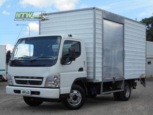 2009 Mitsubishi Canter National Truck Wholesalers Pty Ltd - Trucks for Sale
