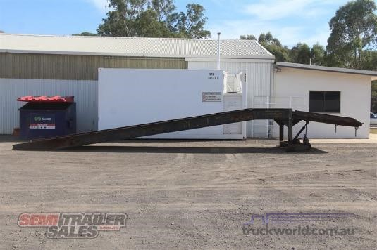 0 Custom Container Loading Ramp Parts & Accessories for Sale