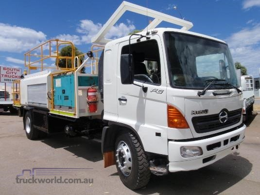 2007 Hino GD1227 - Trucks for Sale