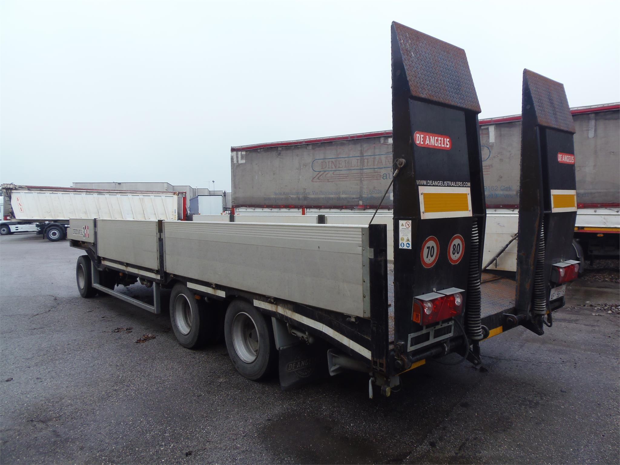 Annunci Rimorchio Telaio usati e nuovi in vendita su CamionSuperMarket 82d61756198d
