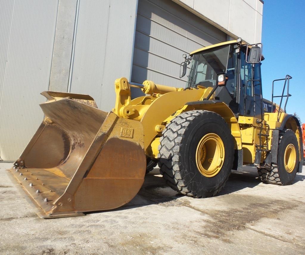 Caterpillar 950H Usagé
