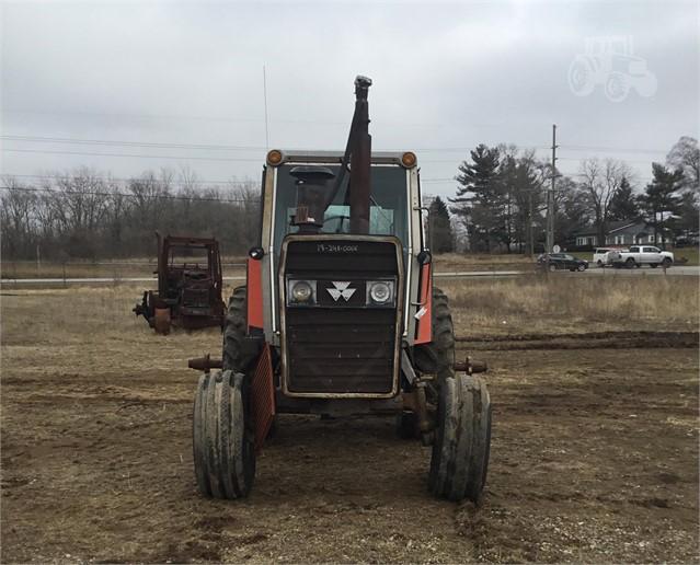 TractorHouse com au | MASSEY-FERGUSON 2745 Dismantled Machines