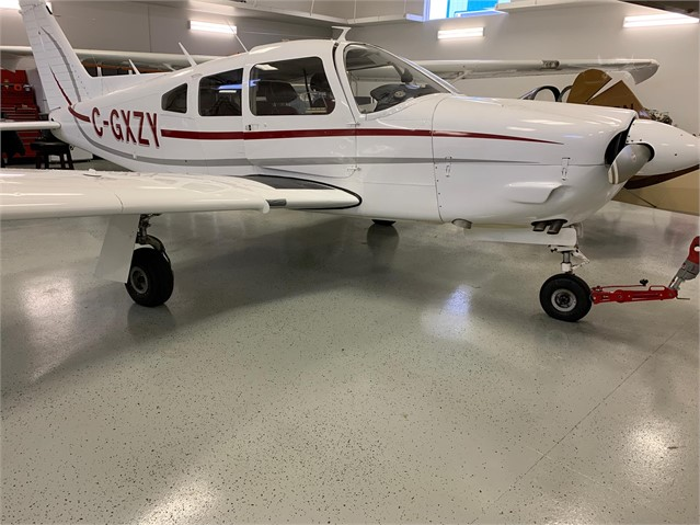 1976 PIPER ARROW II For Sale In Calgary, Alberta Canada