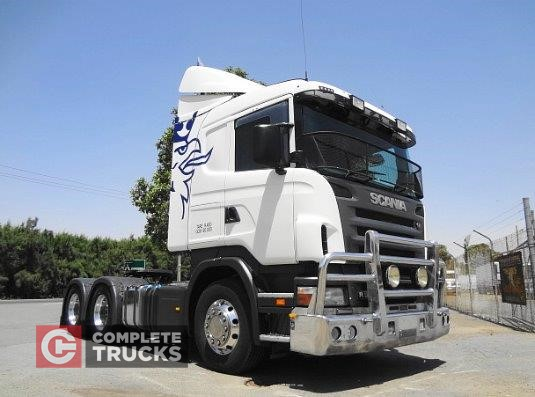 2008 Scania R500 Complete Equipment Sales Pty Ltd - Trucks for Sale