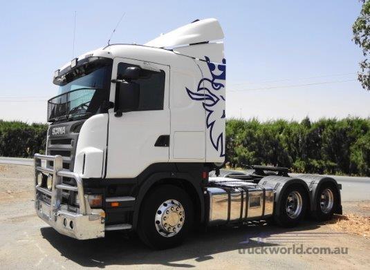 2008 Scania R500 - Truckworld.com.au - Trucks for Sale