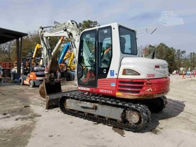 2013 TAKEUCHI TB285 For Sale In RALEIGH, North Carolina