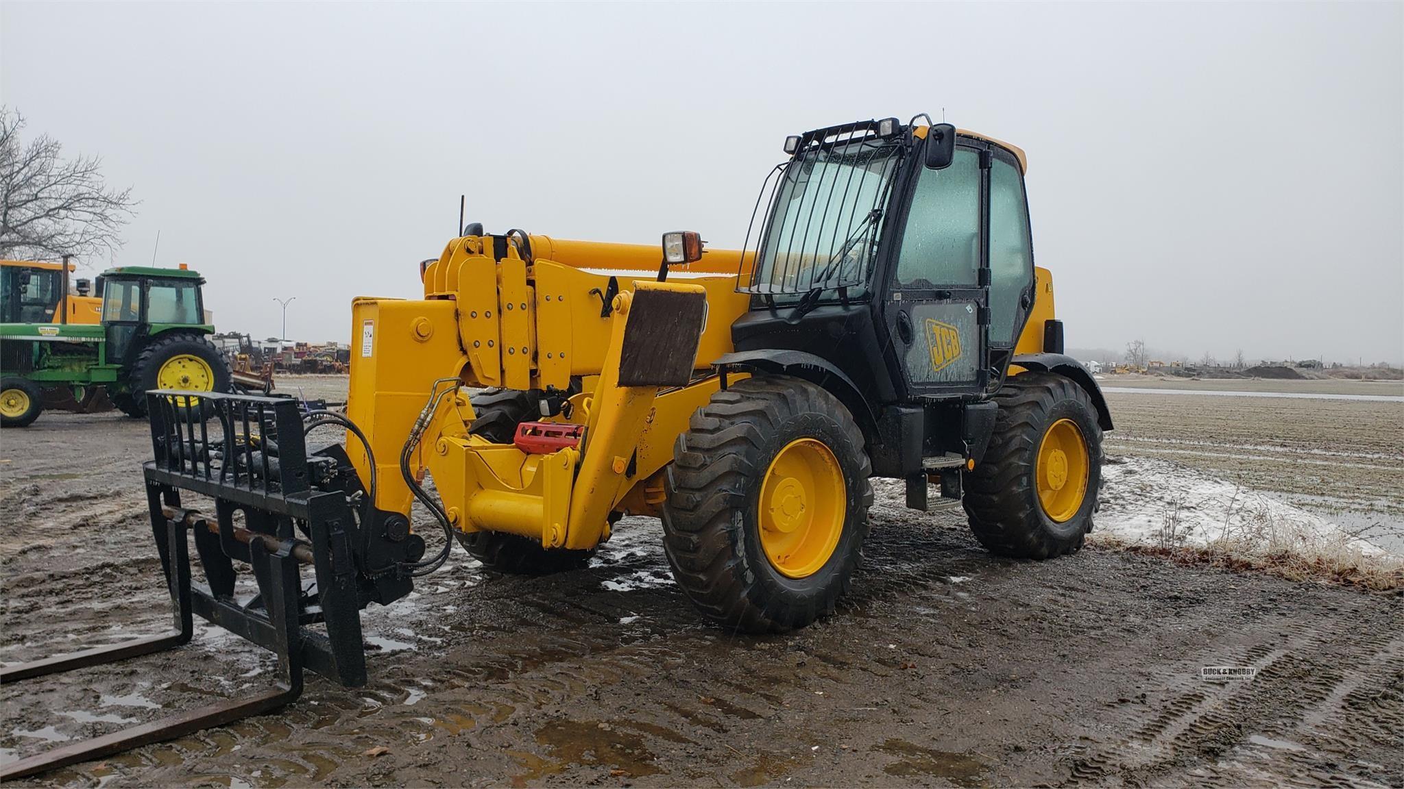2006 JCB 550-170 For Sale in Ottawa Lake, Michigan