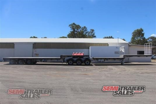 2004 Maxitrans Drop Deck Trailer Semi Trailer Sales - Trailers for Sale