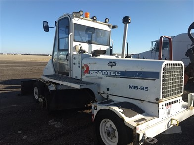 ROADTEC MB85 Auction Results - 2 Listings | MachineryTrader com