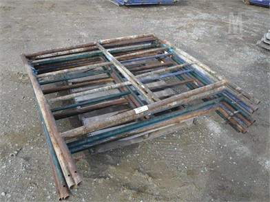 Pallet Of Scaffolding  Other Auction Results - 1 Listings