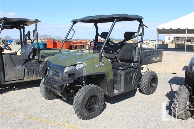 2017 Polaris Ranger 570 Efi At Equipmentfacts