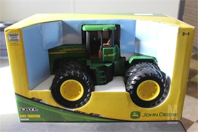 John Deere 4Wd Toy Tractor Other Auction Results - 1 Listings