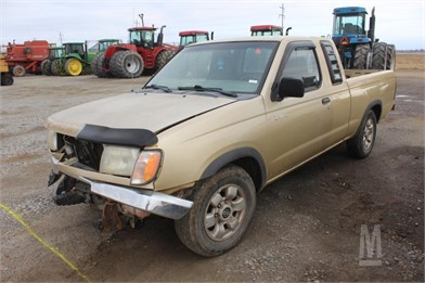 1998 Nissan Frontier Extended Cab Other Auction Results - 1 Listings