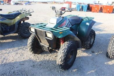 1998 POLARIS MANGUM 425 4X4 ATV Other Auction Results - 1