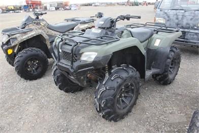 2014 Honda Ranger 4x4 Atv Other Auction Results In Arkansas