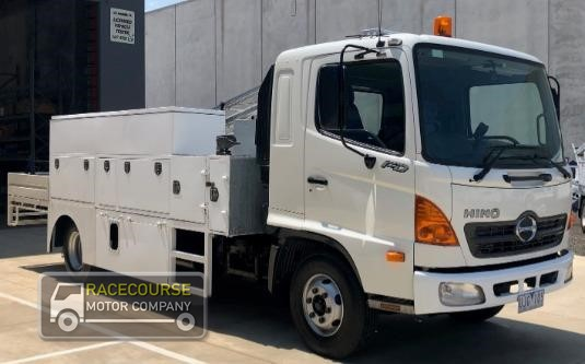 2006 Hino FD Racecourse Motor Company - Trucks for Sale