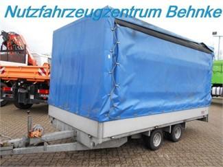EDUARD 4020 Schiebgard./ Rampen/ Nutzl. 2.0t/ 100km/h