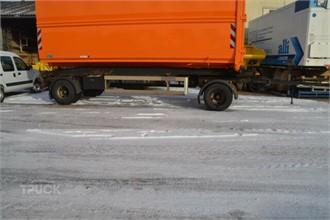 MEILLER G 18 SZB 5,0 ABROLLANHÄNGER