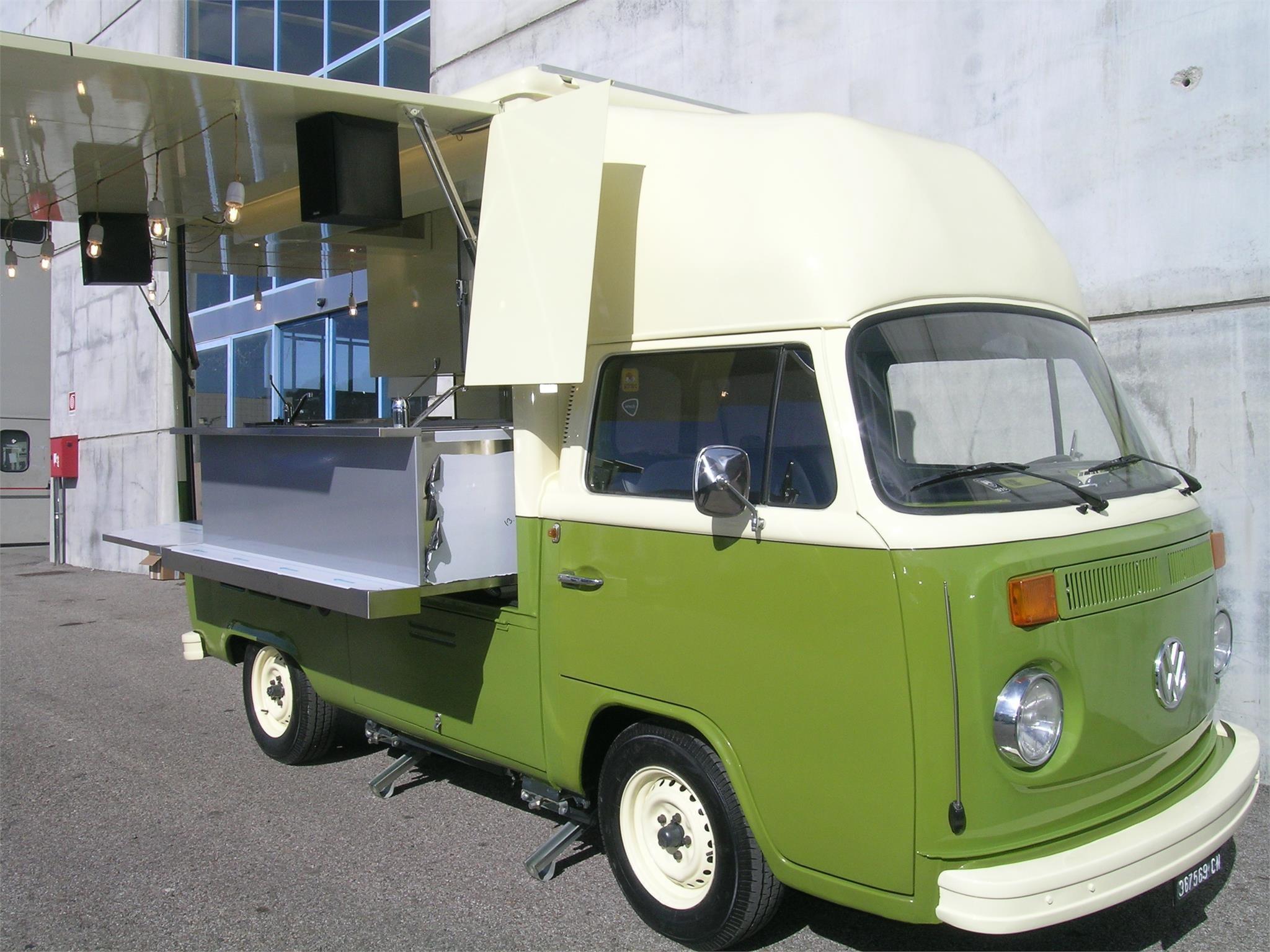 Volkswagen T2 Usato