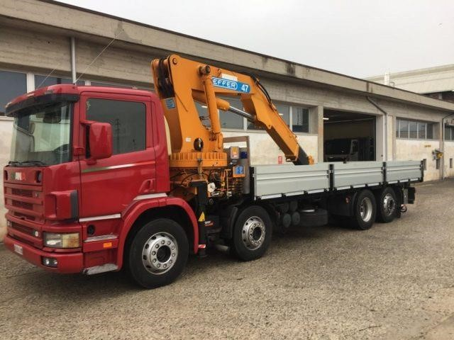 Scania P124G400 #Used