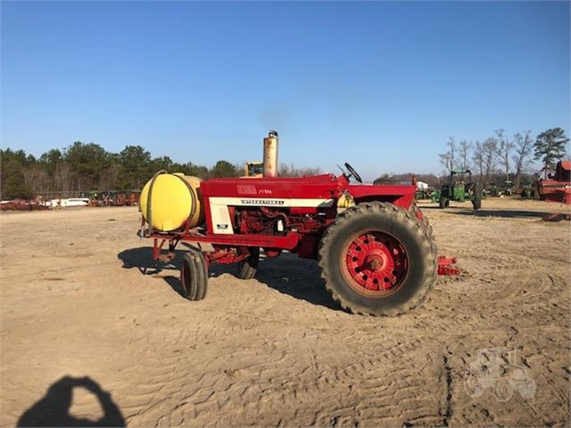 TractorHouse com au | INTERNATIONAL 766 Dismantled Machines