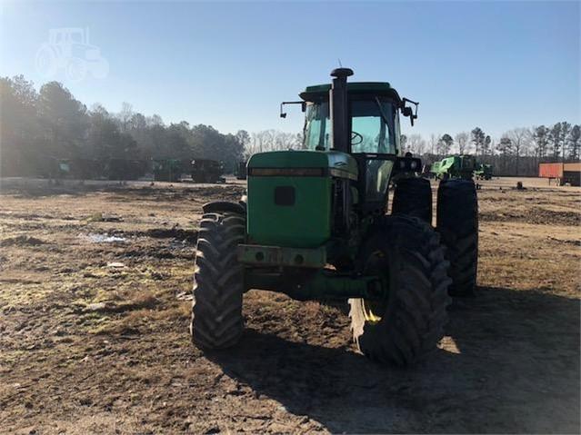 TractorHouse com au | JOHN DEERE 4850 Dismantled Machines